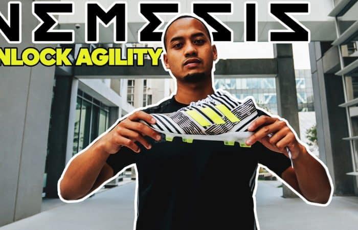 Nemeziz, la nouvelle chaussure de foot d'adidas pour Messi