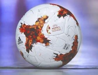 adidas dévoile le ballon de l'UEFA Euro 2017 féminin