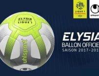 La LFP et uhlsport présentent Elysia, le ballon officiel de la Ligue 1 Conforama