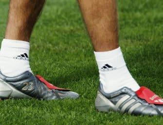 Les chaussures de foot et coloris que l'on aimerait revoir