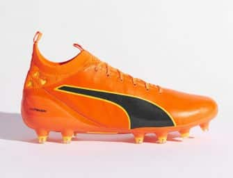 Puma lance une evoTOUCH « Orange Poisson-Clown »