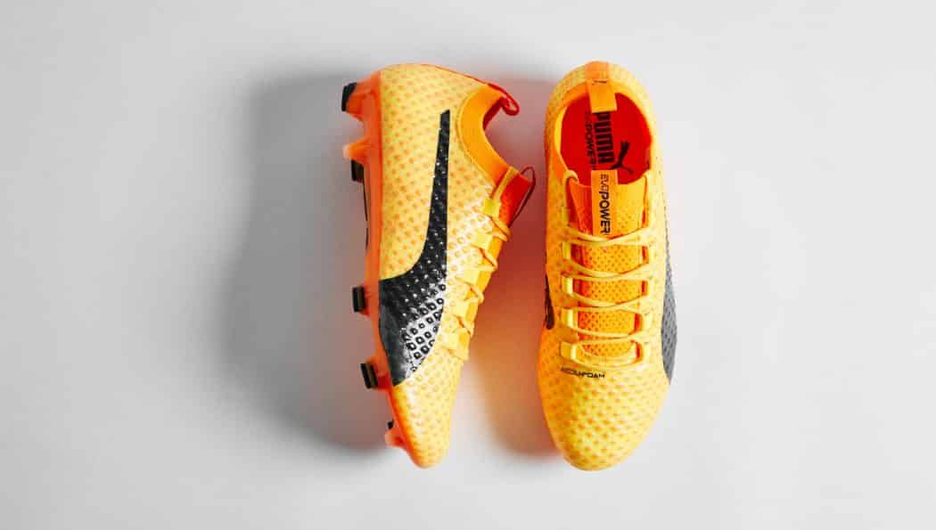 http://www.footpack.fr/wp-content/uploads/2017/05/chaussures-football-puma-evopower-vigor-orange-dot-img1-1050x595.jpg
