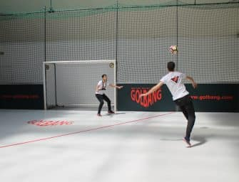 A la découverte du Golbang, un nouveau jeu divertissant pour les fans de foot