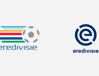 L'Eredivisie a changé de logo