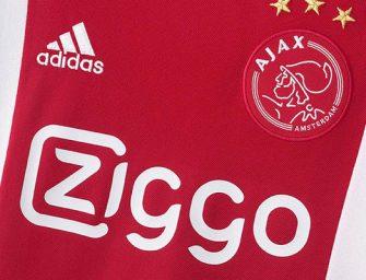 Les maillots 2017-2018 de l'Ajax Amsterdam