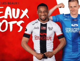 Guingamp et Patrick dévoilent les tenues de la saison 2017-2018