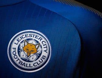 Les maillots de Leicester City pour la saison 2017-2018