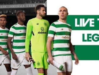 New Balance dévoile les maillots 2017-2018 du Celtic