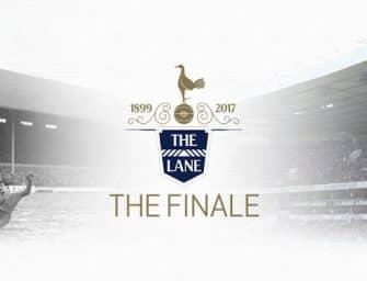Under Armour dévoile un maillot spécial pour le dernier match de Tottenham à White Hart Lane