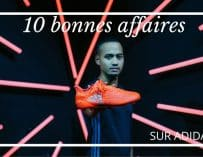 Le Top 10 des bonnes affaires du Crazy Tuesday Football d'adidas