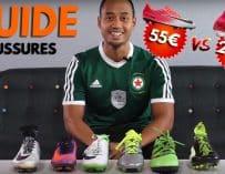 Quelles sont les différences entre des chaussures de foot à 50€ et 300€ ?