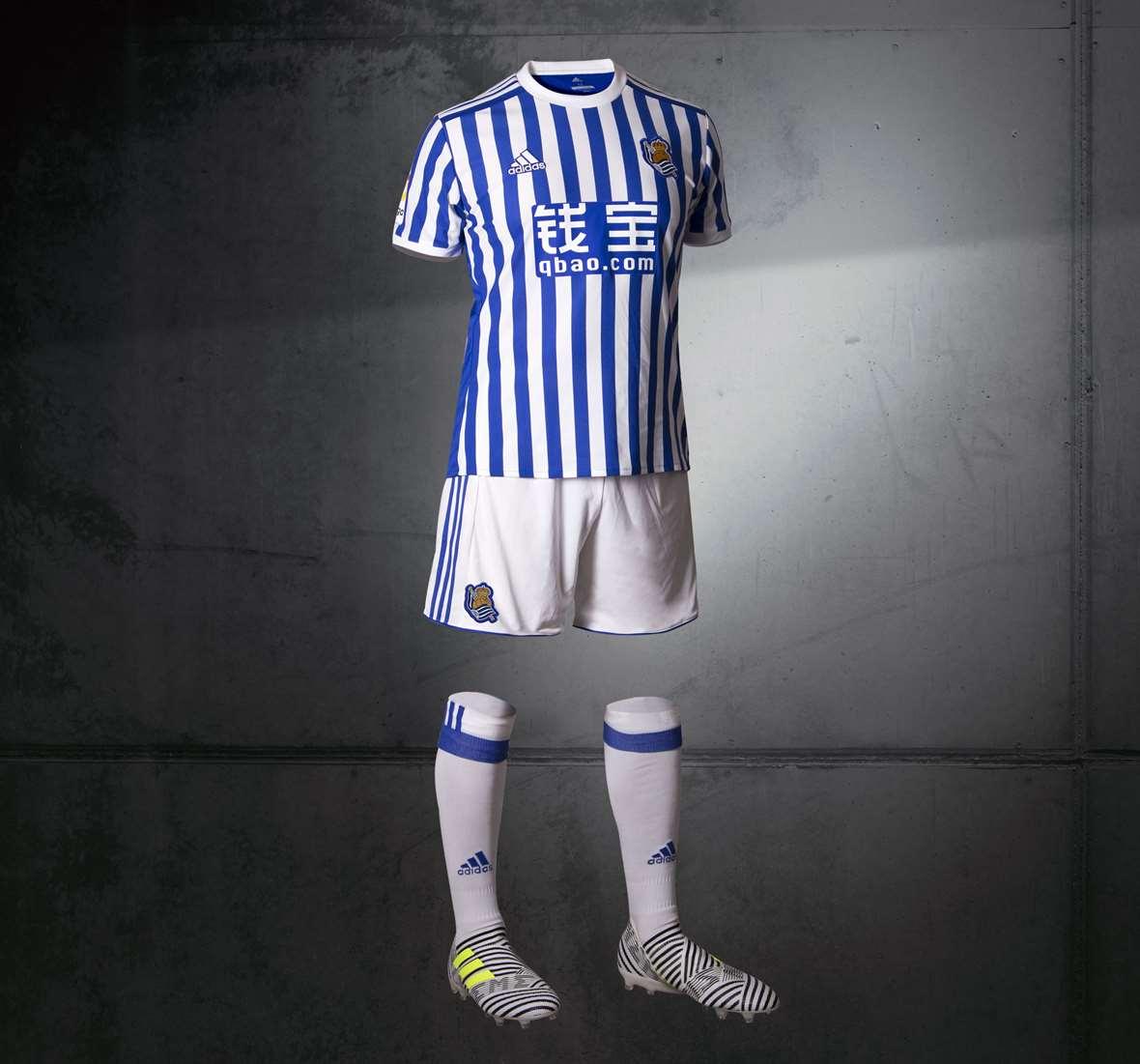 adidas-maillot-domicile-real-sociedad-liga-santander-2017-2018
