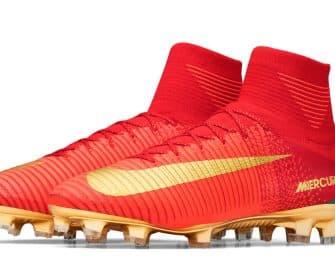 Nike lance une Mercurial spéciale pour CR7 aux couleurs du Portugal !