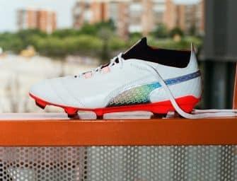 Puma lance sa nouvelle chaussure de foot, la Puma One