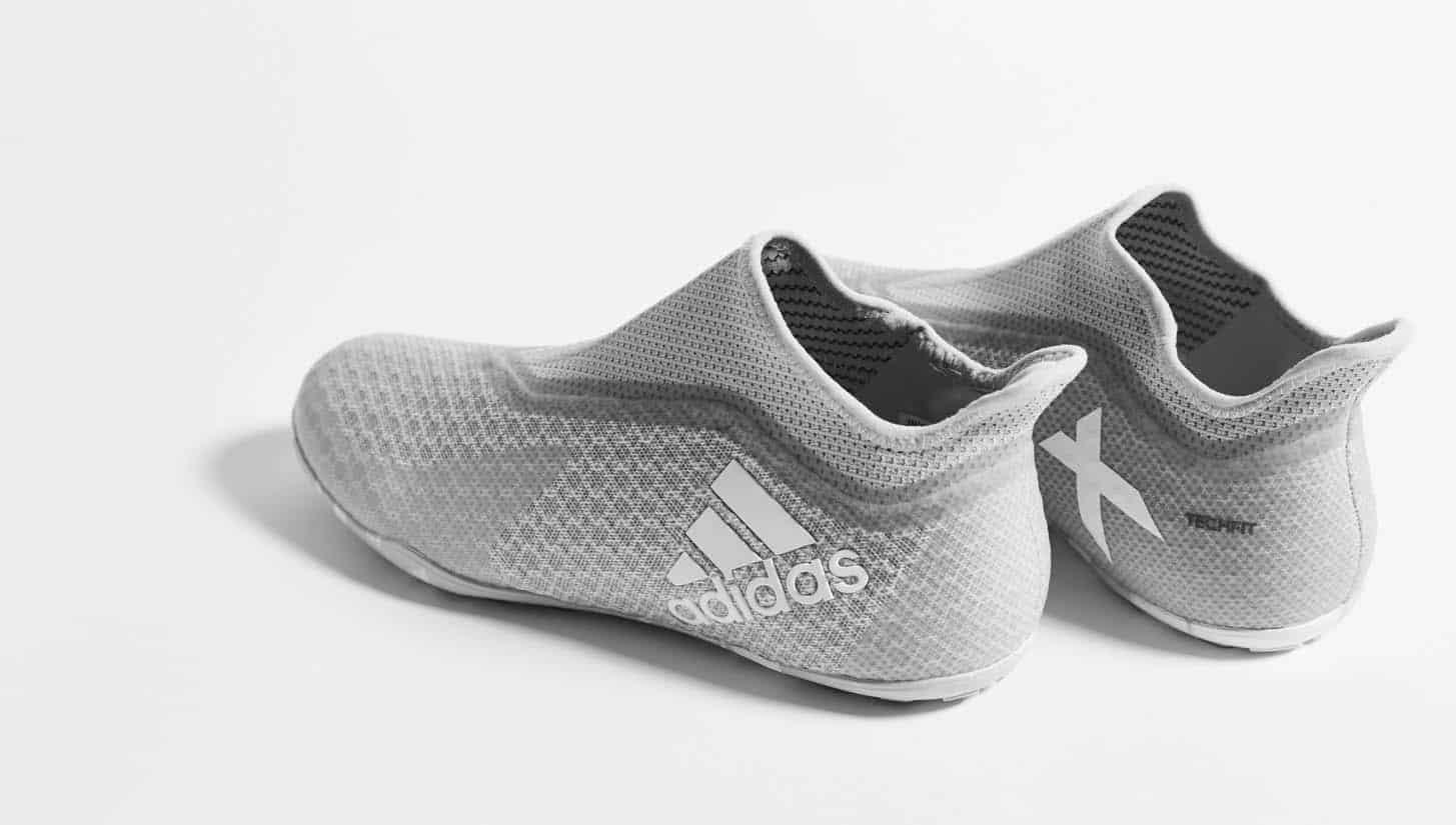 979e73f2e ... purespeed in core legre white grey adcg3234. undefined. cargando zoom.  adidas; le cou de pied sans lacets est quant à lui proche de lace tango 17+