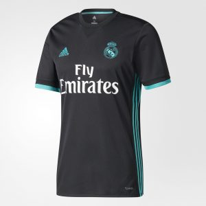 les maillots du real madrid pour la saison 2017 2018. Black Bedroom Furniture Sets. Home Design Ideas