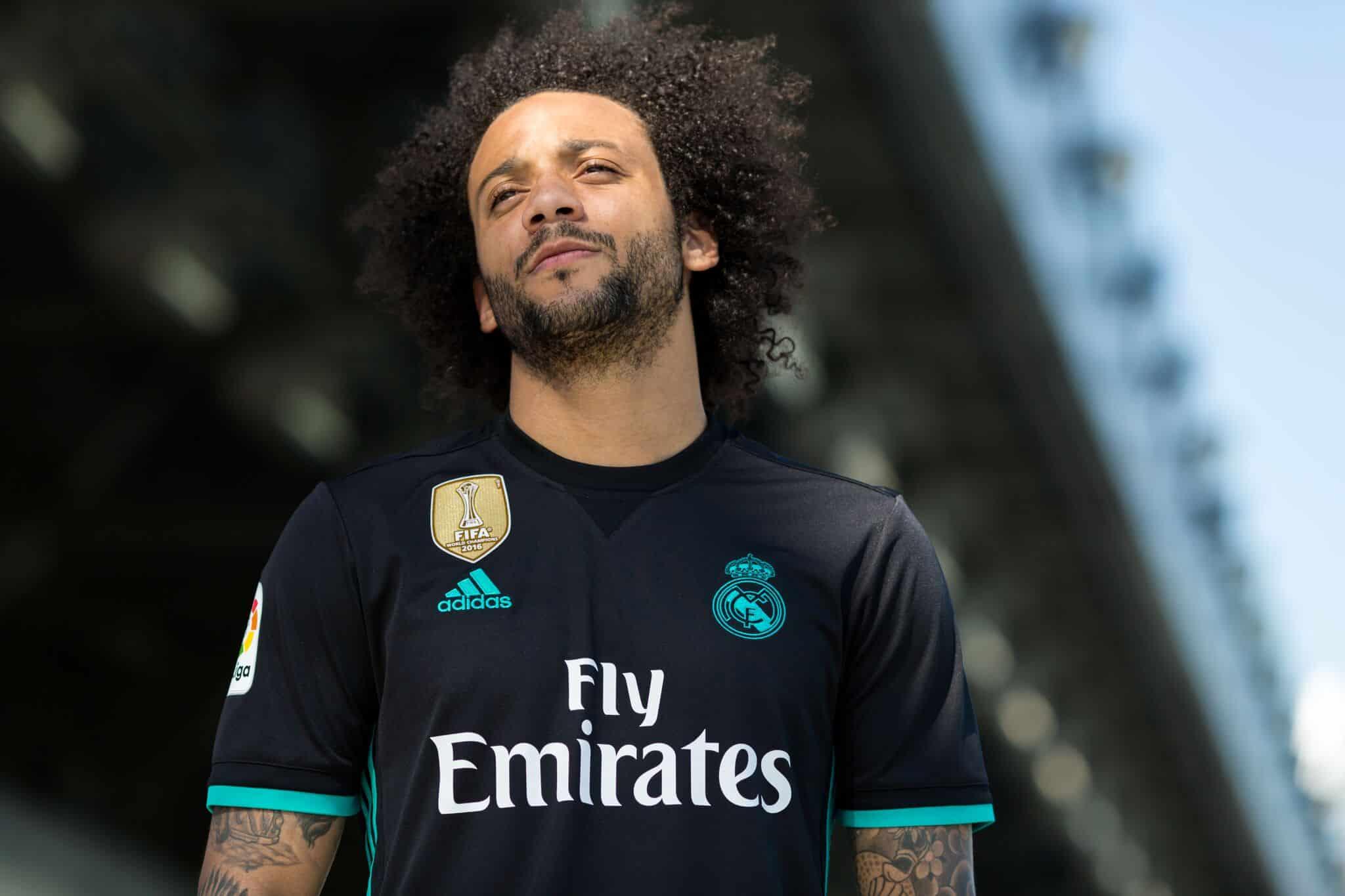 Les nouveaux maillots du Real Madrid