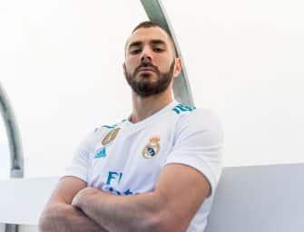 Les maillots du Real Madrid pour la saison 2017-2018