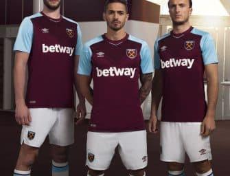 Les autres maillots 2017-2018 en Angleterre