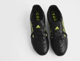 Un nouveau coloris Noir/jaune pour la Copa Gloro 17 d'adidas