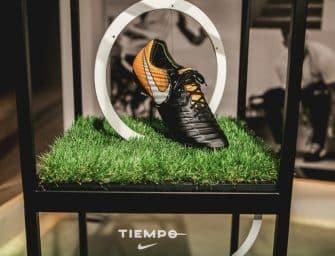 Les 7 évolutions de la Tiempo Legend VII de Nike