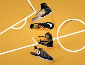 Le pack «Lock In Let Loose» de Nike pour le street foot et le futsal est disponible