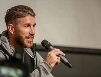 Interview Sergio Ramos: «Quand j'étais petit, je voulais porter les mêmes chaussures que Ronaldo»