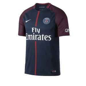 le maillot du psg lu plus beau maillot de ligue 1. Black Bedroom Furniture Sets. Home Design Ideas