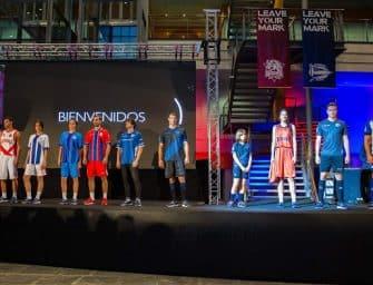 Les maillots du Deportivo Alavés pour la saison 2017-2018