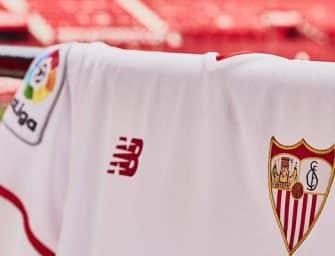 Les maillots du FC Séville pour la saison 2017-2018