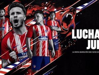 Les maillots Nike de l'Atletico Madrid pour la saison 2017-2018