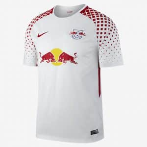 les maillots du rb leipzig pour la saison 2017 2018. Black Bedroom Furniture Sets. Home Design Ideas