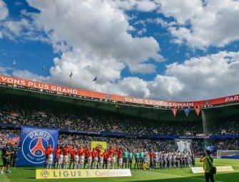 Au Stade – PSG/Amiens (1ère journée)