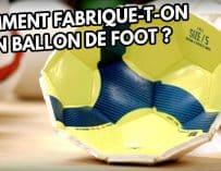 Comment les ballons de foot sont-ils fabriqués ? L'exemple avec Kipsta