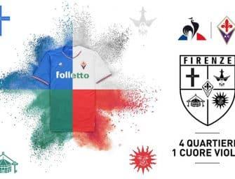 Tous les maillots 2017-2018 de la Serie A