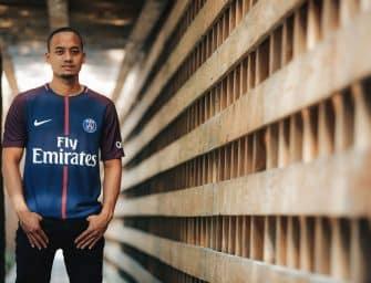 Le maillot du PSG élu plus beau maillot de Ligue 1 !