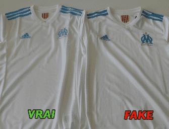 Comment différencier les maillots de foot fakes et les vrais maillots