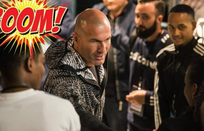 Vlog#15 – On a rencontré Zidane dans la boutique adidas Football à Paris