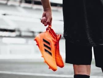 adidas Football lance un nouveau pack Pyro Storm