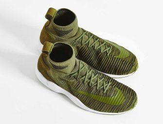 Des nouveaux coloris pour l'automne pour la Nike Zoom Mercurial XI Flyknit