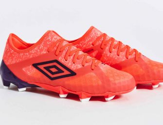 Une nouvelle collection Winter Bloom pour Umbro