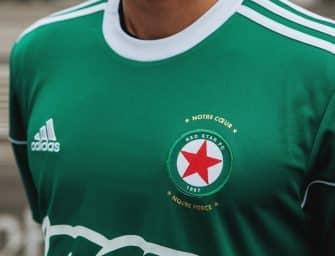 Les maillots adidas 2017-2018 du Red Star FC sont désormais en vente