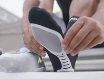 Storelli lance ses chaussettes de foot : les SpeedGrip