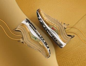 Nike sort des Air Max 97 CR7 !