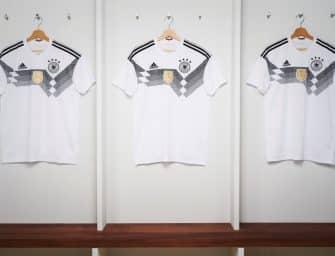 Les maillots rétro qui ont inspirés les nouveaux maillots adidas pour la Coupe du monde 2018