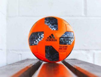 adidas dévoile la version hivernale du ballon Telstar 18