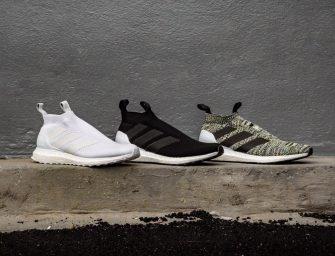 adidas lance trois nouveaux coloris pour l'ACE16+ UltraBoost