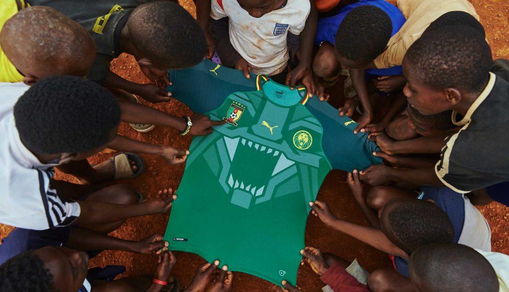 http://www.footpack.fr/wp-content/uploads/2017/11/maillot-football-Puma-Cameroun-domicile-img4-1050x602.jpg