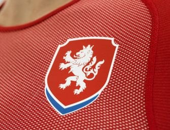 Le nouveau maillot de la République Tchèque par Puma