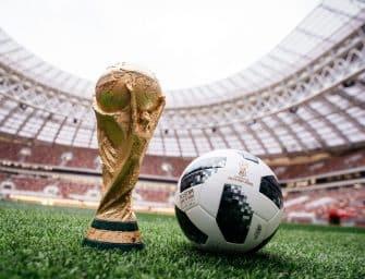 adidas dévoile le ballon officiel de la Coupe du Monde 2018 en Russie !